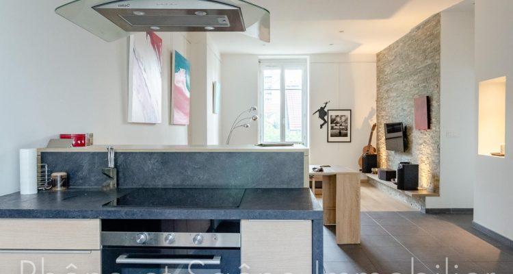 Vente T2 58 m² à Villeurbanne 190 000 € - Villeurbanne (69100) - 2