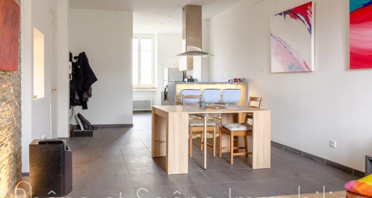Vente T2 58 m² à Villeurbanne 190 000 € - Villeurbanne (69100) - 3