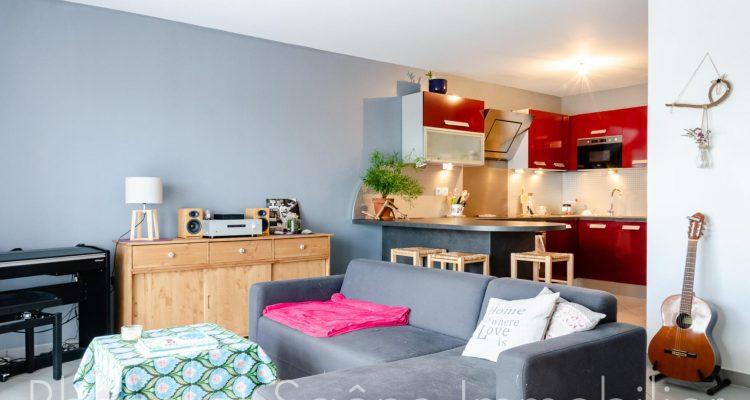 Vente T2 54 m² à Valencin 178 000 € - Valencin (38540) - 1