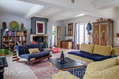 Vente Maison 250 m² à Guéreins 460 000 € - 1