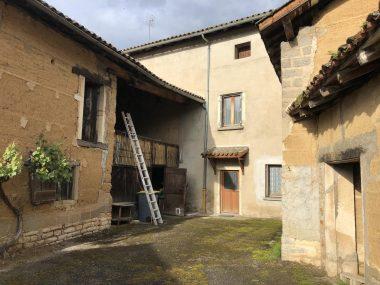 Vente Maison 165 m² à Fareins 200 000 € - 1