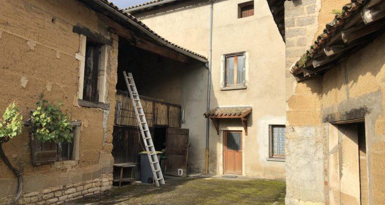Vente Maison 165 m² à Fareins 200 000 € - Fareins (01480)