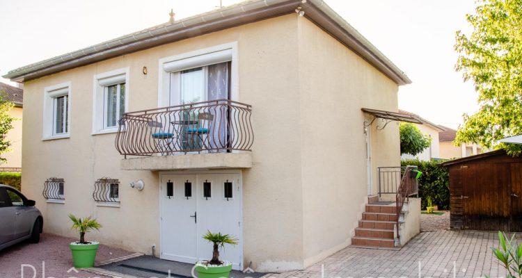 Vente Maison 96 m² à Saint-Bernard 330 000 € - Saint-Bernard (01600)