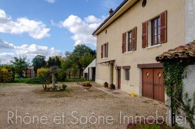 Vente Maison 100 m² à Chaleins 120 000 € - 1