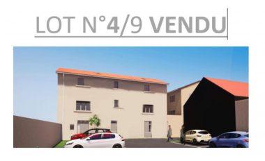 Vente Duplex 87 m² à Cailloux-sur-Fontaines 242 000 € - 1