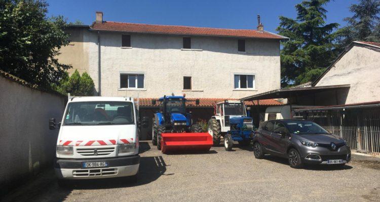 Vente Duplex 87 m² à Cailloux-sur-Fontaines 242 000 € - Cailloux-sur-Fontaines (69270) - 2