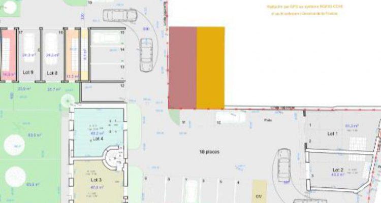 Vente Duplex 87 m² à Cailloux-sur-Fontaines 242 000 € - Cailloux-sur-Fontaines (69270) - 5