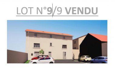 Vente Duplex 94 m² à Cailloux-sur-Fontaines 232 000 € - 1