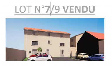 Vente Duplex 87 m² à Cailloux-sur-Fontaines 207 000 € - 1
