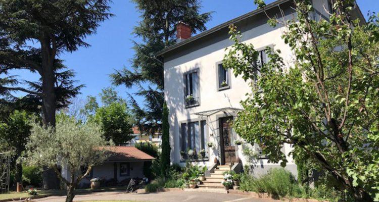 Vente Maison 195 m² à Tassin-la-Demi-Lune 1 100 000 € - Tassin-la-Demi-Lune (69160)