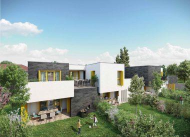Vente T2 47 m² à Sainte-Foy-Lès-Lyon 275 000 € - 1
