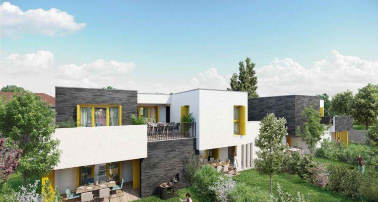 Vente T2 47 m² à Sainte-Foy-Lès-Lyon 275 000 € - Sainte-Foy-Lès-Lyon (69110)