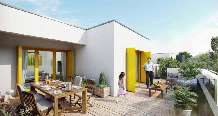 Vente T2 47 m² à Sainte-Foy-Lès-Lyon 275 000 € - Sainte-Foy-Lès-Lyon (69110) - 2