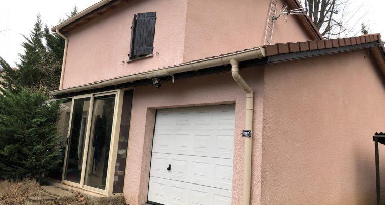 Vente Maison 102 m² à Trévoux 332 000 € - Trévoux (01600)