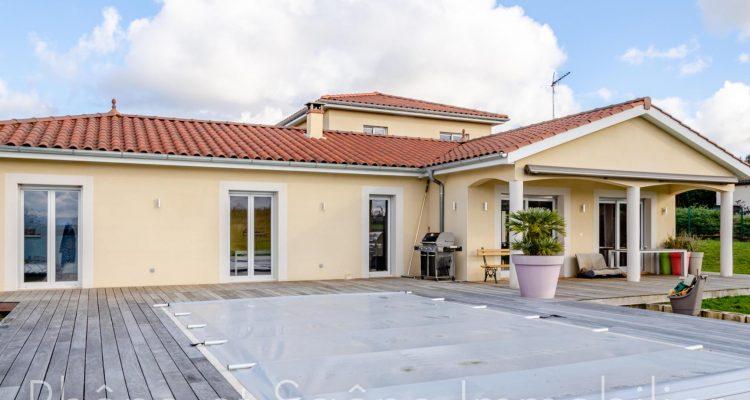 Vente Maison 230 m² à Villefranche-sur-Saône 658 000 € - Villefranche-sur-Saône (69400)