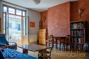 Vente T3 75 m² à Lyon-1er-Arrondissement 445 000 € - 1