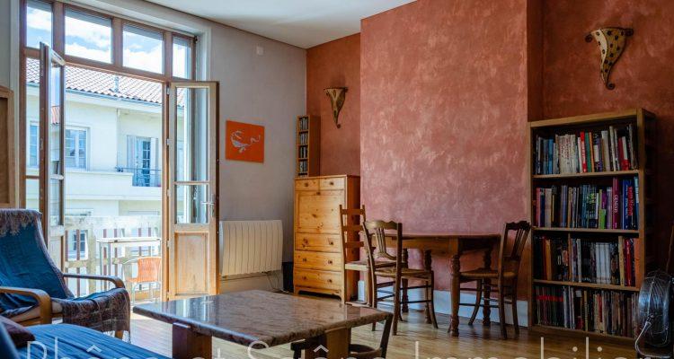 Vente T3 75 m² à Lyon-1er-Arrondissement 445 000 € - Lyon-1er-Arrondissement (69001)