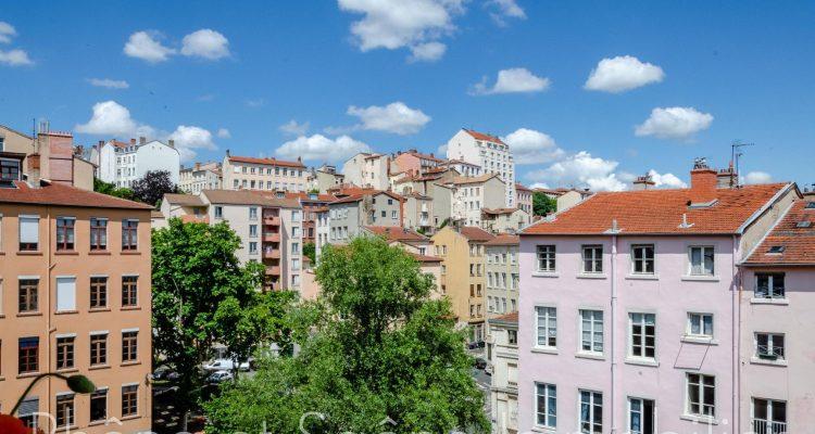 Vente T3 75 m² à Lyon-1er-Arrondissement 445 000 € - Lyon-1er-Arrondissement (69001) - 3