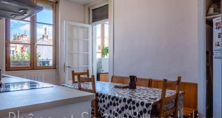Vente T3 75 m² à Lyon-1er-Arrondissement 445 000 € - Lyon-1er-Arrondissement (69001) - 4