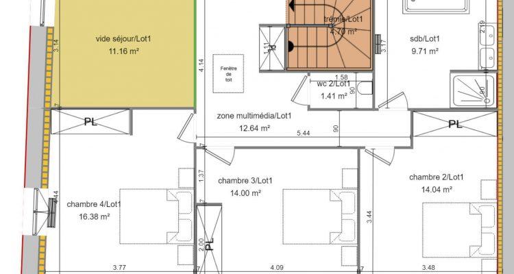 Vente Maison 160 m² à Arnas 339 000 € - Arnas (69400) - 11