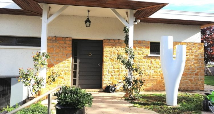 Vente Maison 208 m² à Villefranche-sur-Saône 695 000 € - Villefranche-sur-Saône (69400) - 11