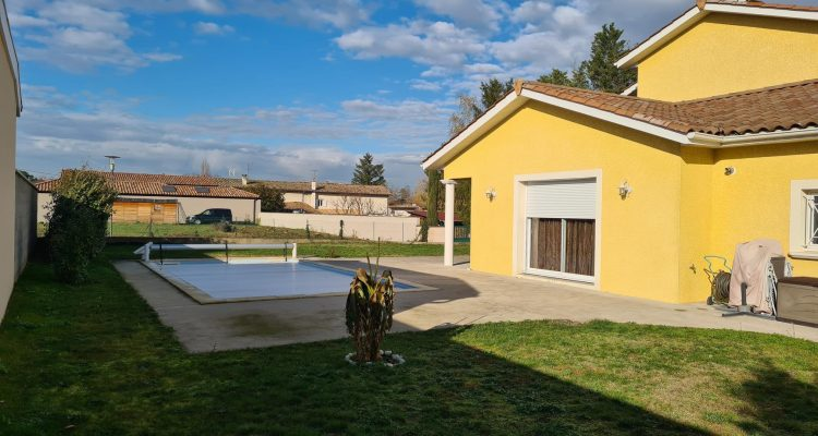 Vente Maison 155 m² à Villefranche-sur-Saône 465 000 € - Villefranche-sur-Saône (69400)