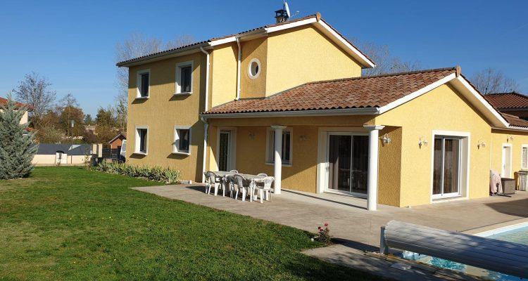 Vente Maison 155 m² à Villefranche-sur-Saône 465 000 € - Villefranche-sur-Saône (69400) - 1