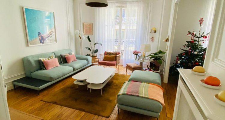 Vente T3 92 m² à Paris-16eme-Arrondissement 1 075 000 € - Paris-16eme-Arrondissement (75016)