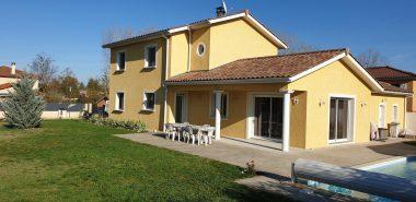 Vente Maison 155 m² à Messimy-sur-Saone 465 000 € - 1