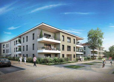 Vente T3 66 m² à La Tour-de-Salvagny 325 000 € - 1