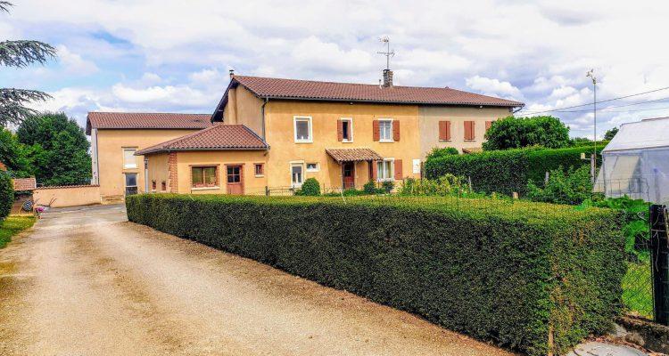 Vente Maison 187 m² à Savigneux 475 000 € - Savigneux (01480) - 2