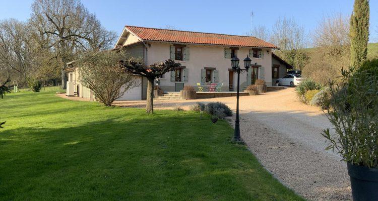 Vente Maison 204 m² à Chaleins 590 000 € - Chaleins (01480) - 1