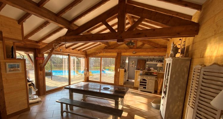 Vente Maison 204 m² à Chaleins 590 000 € - Chaleins (01480) - 3