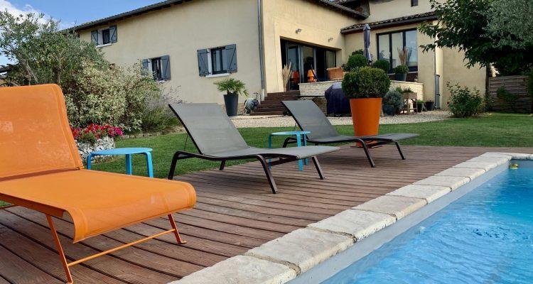 Vente Maison 275 m² à Belleville 650 000 € - Belleville (69220) - 2