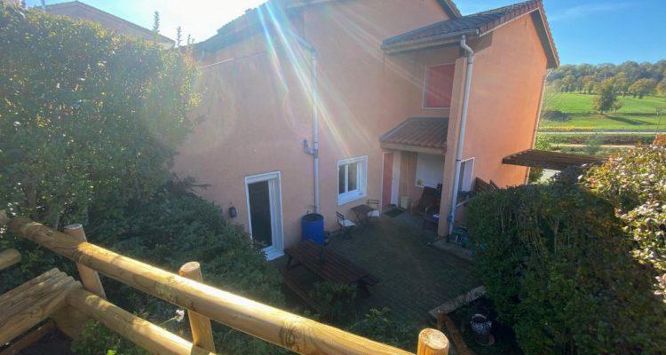 Vente T3 74 m² à Saint-Laurent-de-Chamousset 190 000 € - Saint-Laurent-de-Chamousset (69930)