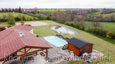 Vente Maison 160 m² à Chaleins 499 000 € - 1
