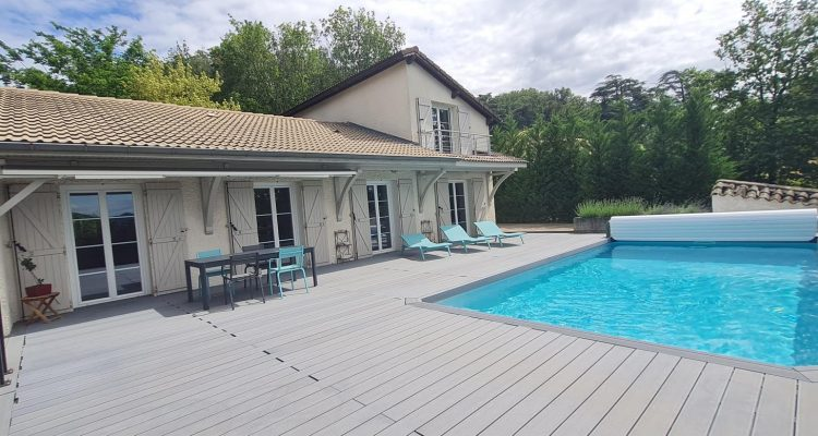 Vente Maison 200 m² à Reyrieux 745 000 € - Reyrieux (01600) - 2