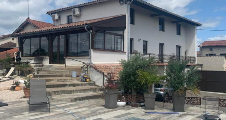 Vente Maison 260 m² à Villefranche-sur-Saône 695 000 € - Villefranche-sur-Saône (69400) - 16