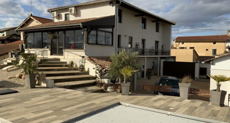 Vente Maison 260 m² à Villefranche-sur-Saône 695 000 € - Villefranche-sur-Saône (69400)