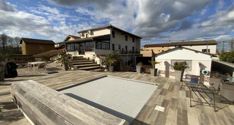 Vente Maison 260 m² à Villefranche-sur-Saône 695 000 € - Villefranche-sur-Saône (69400) - 11