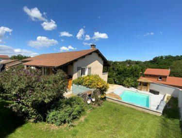 Vente Maison 150 m² à Jassans-Riottier 475 000 € - 1