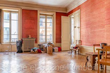 Vente T4 114 m² à Lyon-5eme-Arrondissement 710 000 € - 1